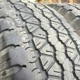 Installed and balanced Set of 4 255 70 16 GoodYear Wrangler RTS