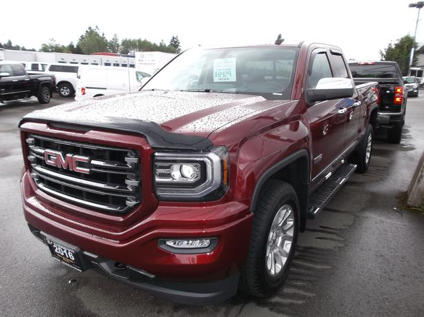 2016 gmc sierra all terrain double cab 4x4 for sale outside comox valley comox valley. Black Bedroom Furniture Sets. Home Design Ideas