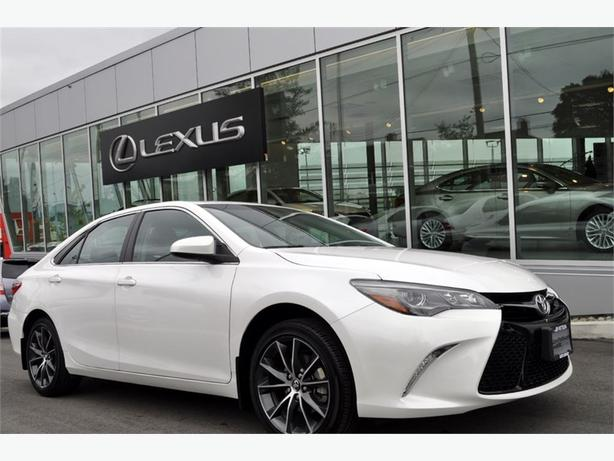 2015 toyota camry xse v6 navigation backup camera outside nanaimo parksville qualicum beach. Black Bedroom Furniture Sets. Home Design Ideas