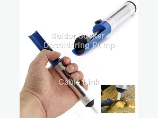 Solder Sucker Desoldering Pump Tool