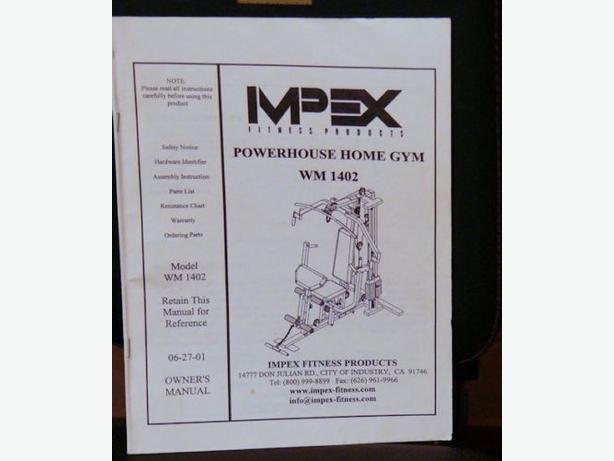 Powerhouse Gym West Island