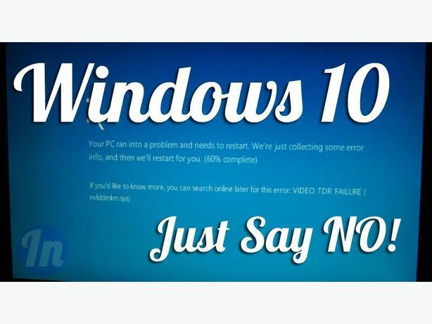 Disappointed with Windows 10? I can help you switch back to Windows 7!