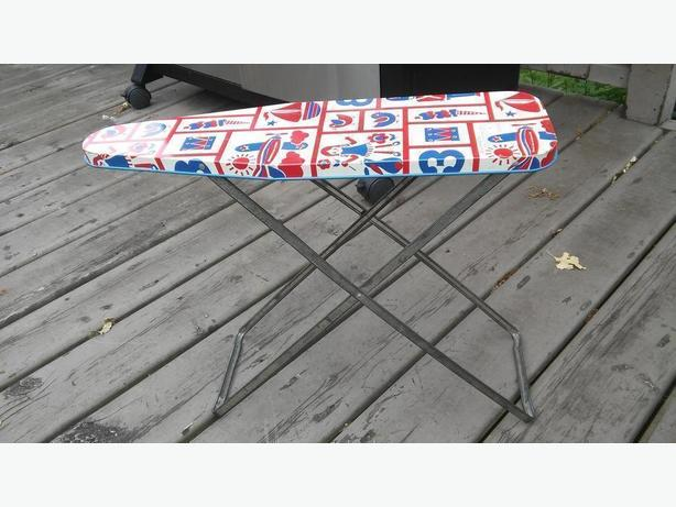 Vintage Childrens Ironing Board