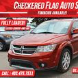 2013 Dodge Journey R/T W/ LEATHER-AWD-NAV-SUNROOF-REMOTE START