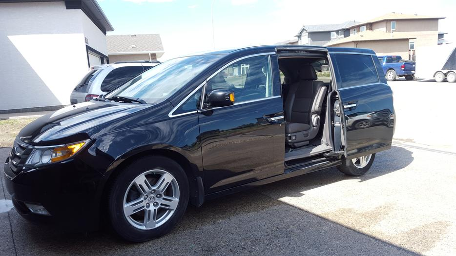 2011 Honda Odyssey Touring North Regina Regina Mobile