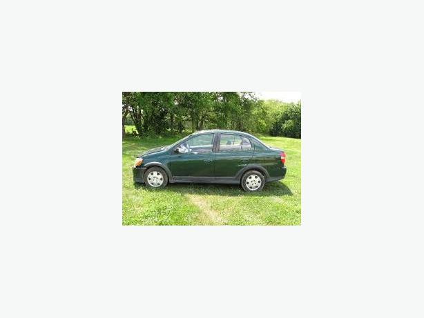 2001 toyota echo for sale for parts or repair stratford pei. Black Bedroom Furniture Sets. Home Design Ideas