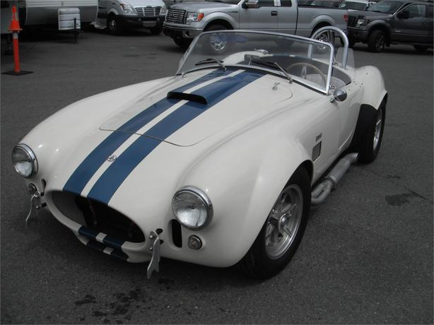 1993 Ford AC Cobra Convertible Replica