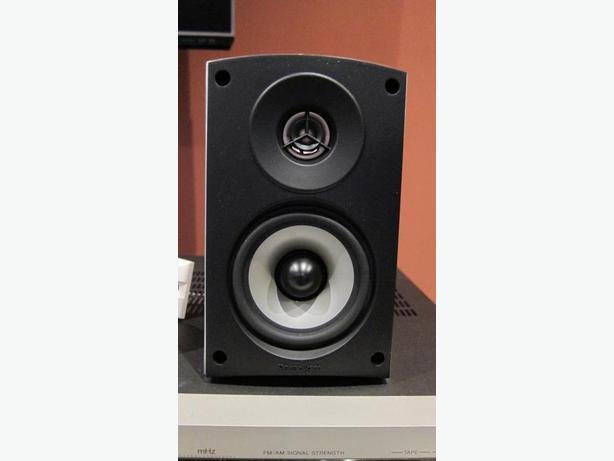 $35 · Single Paradigm Cinema 70 Speaker with wallmount - Mint