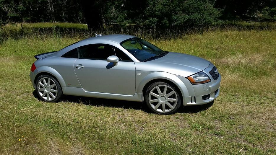 2006 Audi Tt Silver Coupe 50k Km Oak Bay Victoria