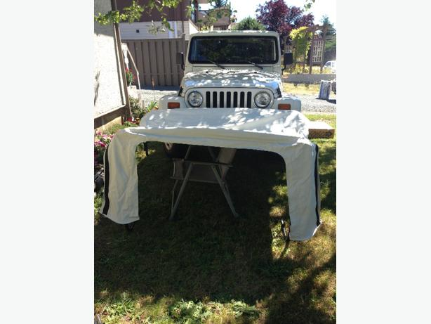 Convertible Top For Jeep