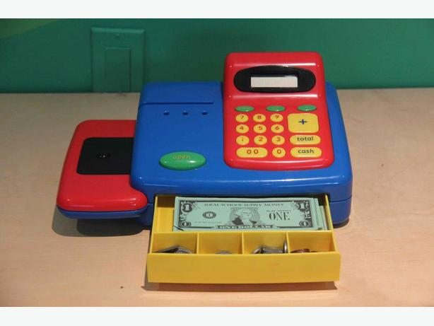 Living & Learning Cash Register with Scanner