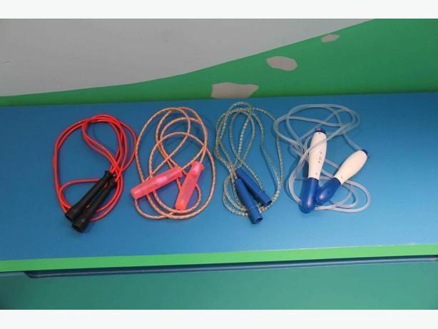 Set of 4 Skipping Ropes
