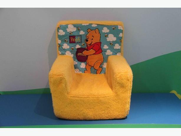 Winnie-the-Pooh Foam Chair