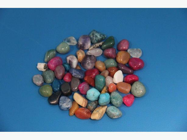 Bag of Tumbled Stones