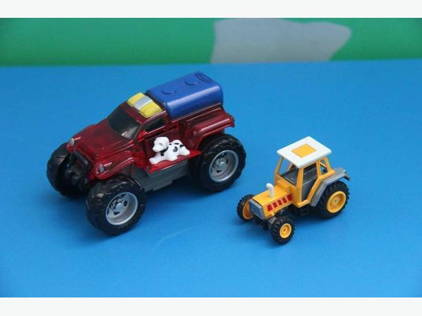 Scurry SUV & Tractor