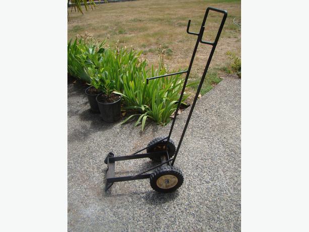 Karcher Power Washer Cart