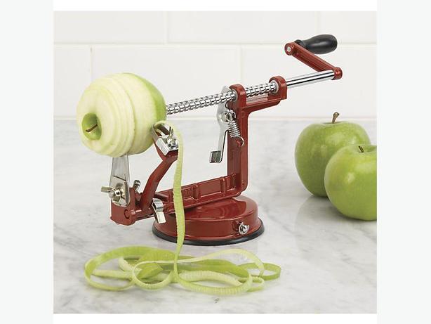 Apple Peeler Corer and Slicer - Red