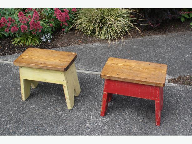 Country Benches