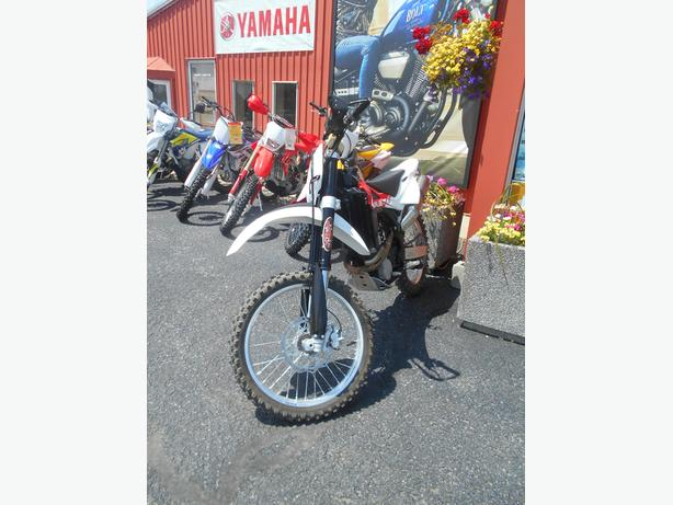 Low Hours 2013 Husqvarna TC 250