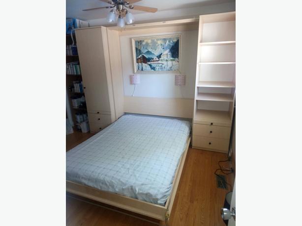 Murphy Beds Gatineau : Murphy bed queensize high quality outside ottawa