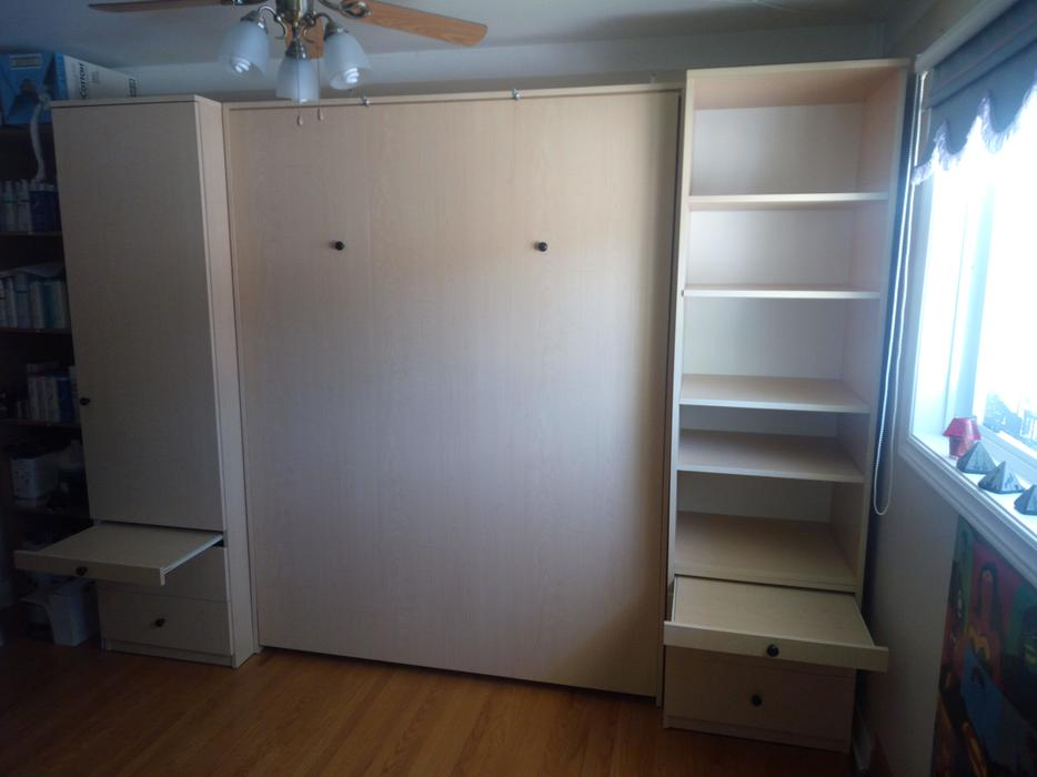 Murphy Beds Gatineau : Murphy bed queensize high quality outside ottawa