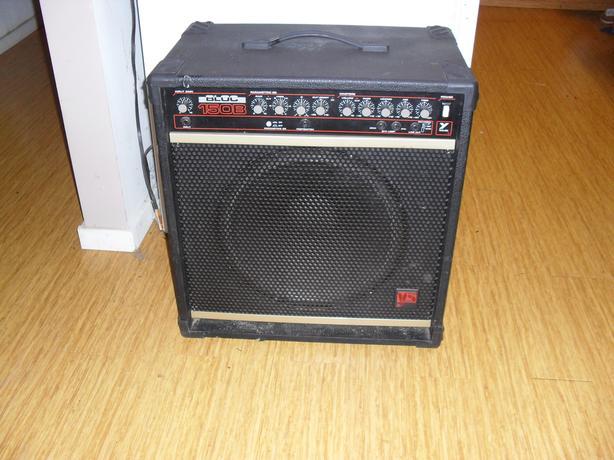 "Yorkville Bloc 150B 15"" bass amp"