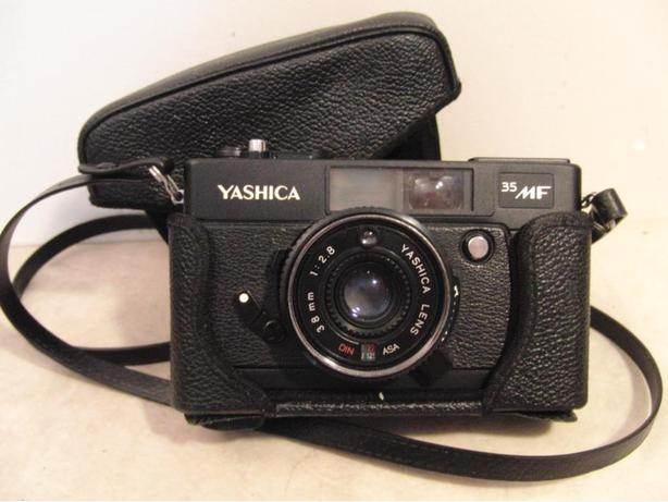 Yashica 35 MF, 35 MM Camera