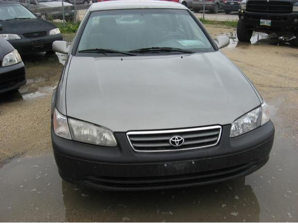 2000 Toyota Camry Safetied
