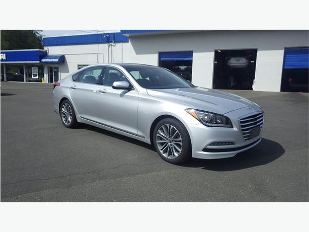 2016 hyundai genesis sedan premium awd navigation leather sunroof campbell river courtenay. Black Bedroom Furniture Sets. Home Design Ideas
