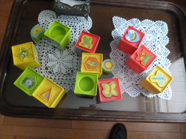 Shape Sorter blocks