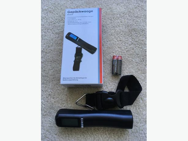 Luggage Scale Digital Brand New in Box