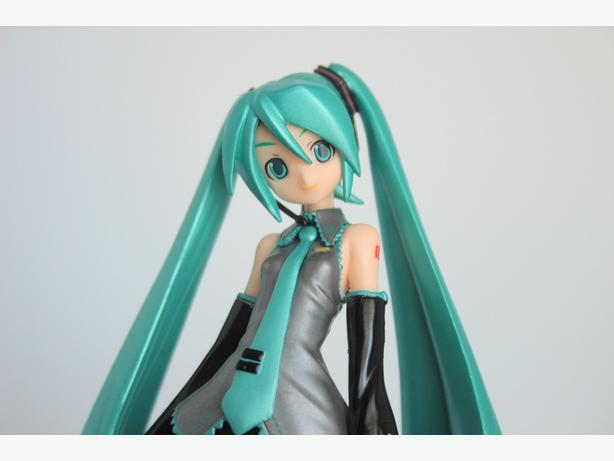 New Hatsune Miku on Keyboard Figure