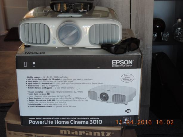 Epson Projector Screen : Epson powerlite home cinema p lcd projector