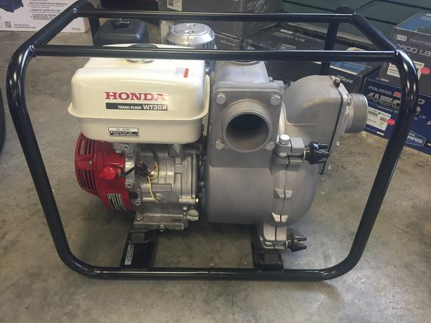 HONDA WT30X WATER PUMP