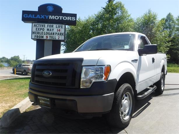 2012 ford f150 xl regular cab 3 7l v6 regular box 4wd north nanaimo parksville qualicum beach. Black Bedroom Furniture Sets. Home Design Ideas