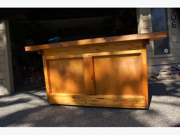 Custom Work Bench Or Cottage Kitchen Island Saanich