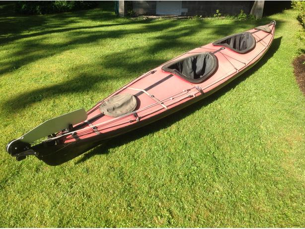 Feathercraft K2 Double Folding Kayak