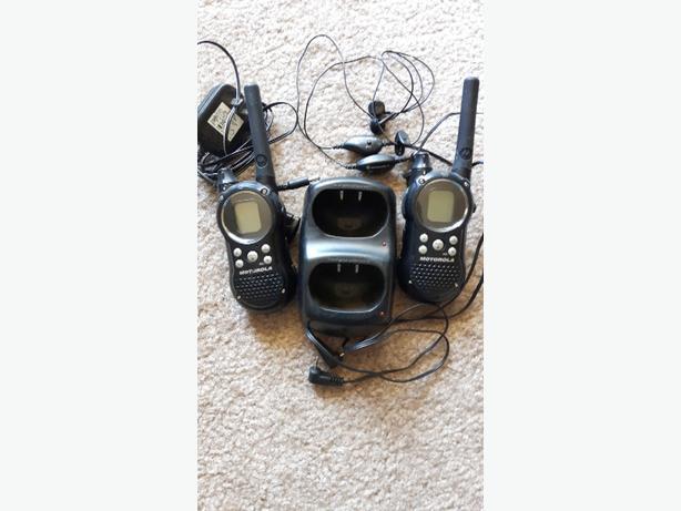 Motorola T9500 2-way GMRS/FRS Radio Pack