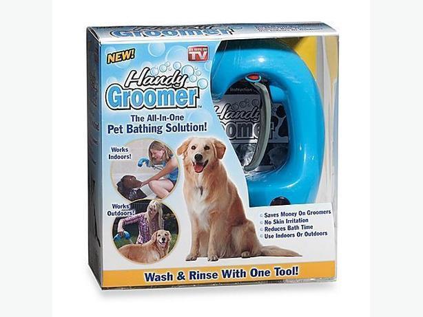 New Handy Groom Pet Washer