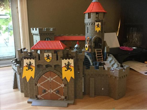 Playmobil Lion Knights Castle #4865