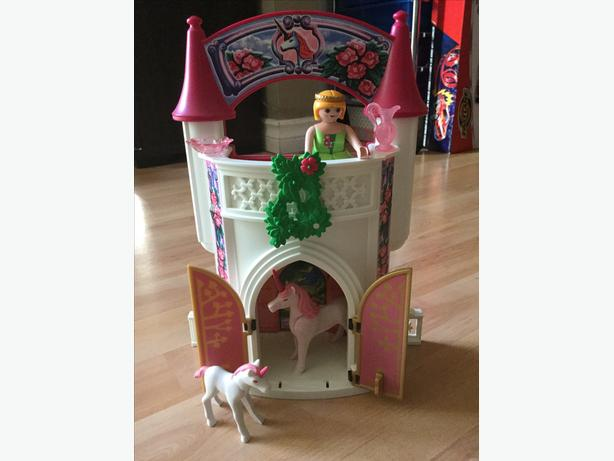 Playmobil Unicorn Take Along Castle #4777
