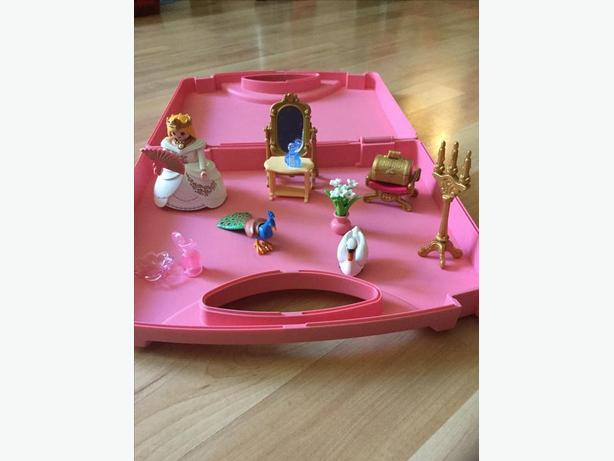 Playmobil Princess carrying case #4892