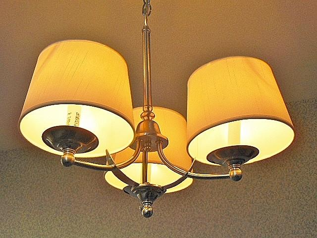 Brushed Nickel 3 Light Chandelier Vancouver City Vancouver