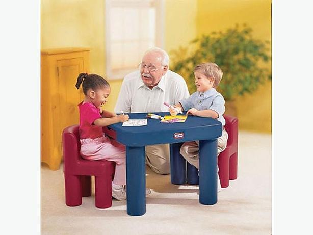 Little Tikes Big Primary Table And Chairs Set Gloucester Ottawa