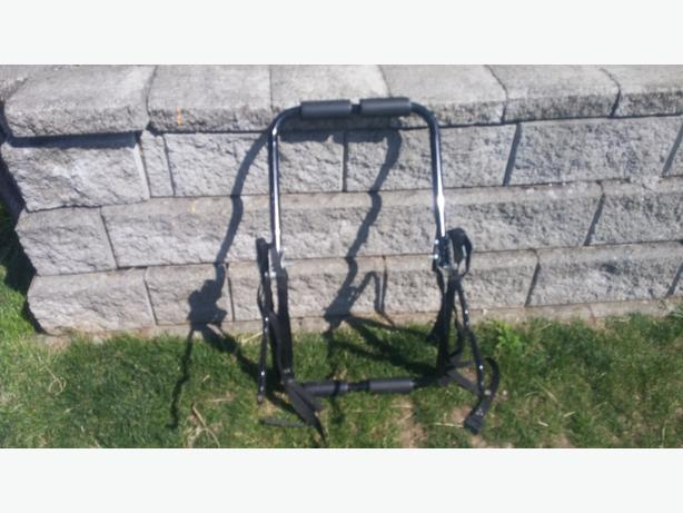 2 BIKE HOLDER FOR CAR VAN SUV ANYTHING WITH A TRUNK OR BACK DOOR