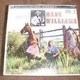 A TRIBUTE TO HANK WILLIAMS VINYL LP