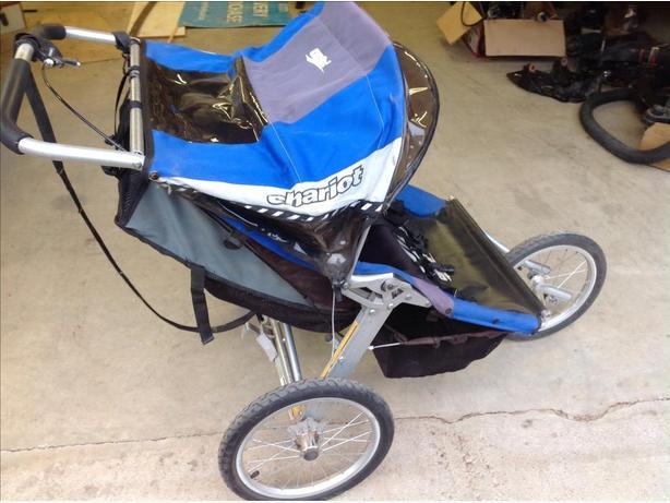 Chariot stroller. Cavalier2