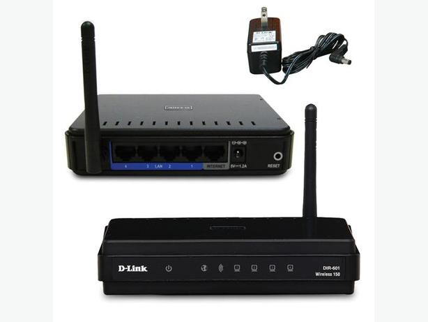 DIR-601 A1 Wireless N150 Router updated/flashed to DD-WRT