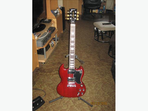 Gibson 2015 SG Standard