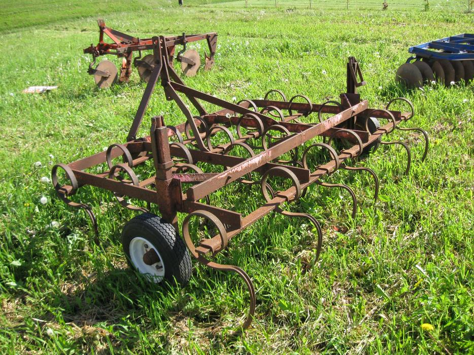 3 Pt Hitch Ford Disc Harrows Triple K Harrows Stratford Pei